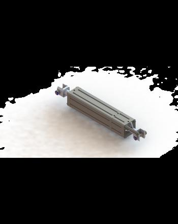 Tandemcilinder 100x76 + 100x368 passend voor DeLaval 98076909