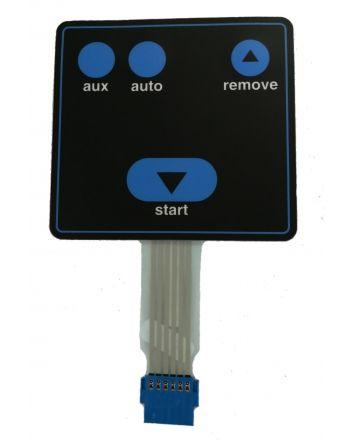 Keypad passend voor DeLaval ACR 5000 (korte stekker)