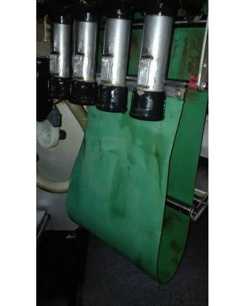 Shock absorber sheet passend voor Delaval | VMS 92909602